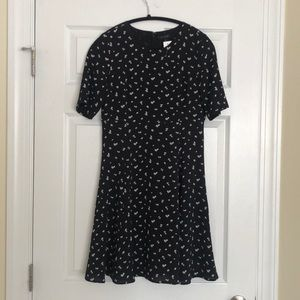 Fit and Flare Daisy Dress